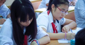 Nghệ An công bố môn thi thư 3, tuyển sinh vào lớp 10 năm học 2014-2015
