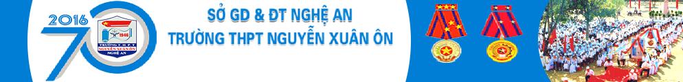 Trường THPT Nguyễn Xuân Ôn
